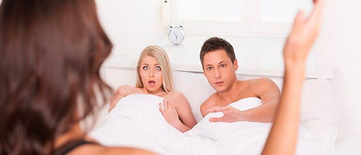 A infidelidade na maior parte das vezes acontece por desejos carnais do momento