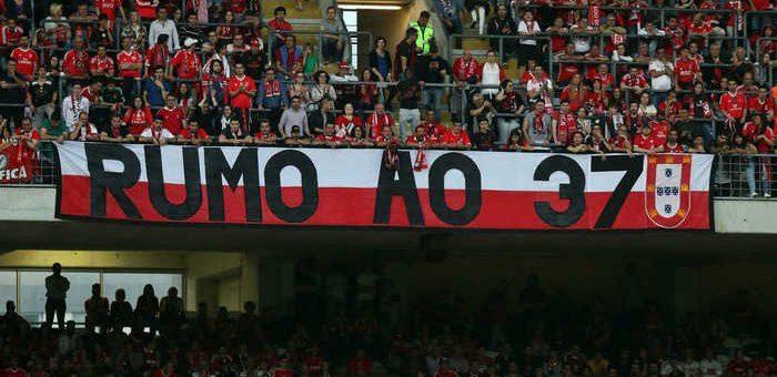 Se o Benfica for campeão em 2019 vou rumo ao 37 encontro com os meus amantes!!